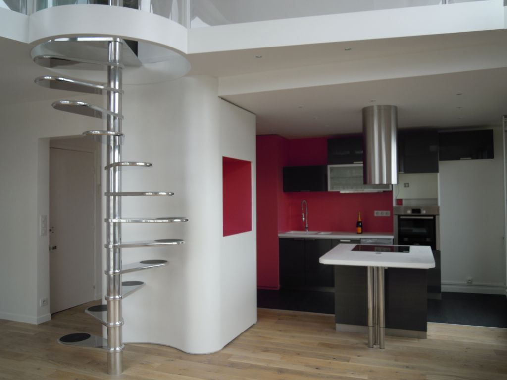 Дизайн двухуровневых квартир фото